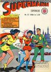 Cover for Supermann (Serieforlaget / Se-Bladene / Stabenfeldt, 1966 series) #12/1966