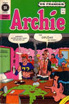 Cover for Archie (Editions Héritage, 1971 series) #6