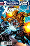 Cover for Uncanny X-Men (Marvel, 2012 series) #7