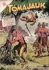 Cover for Tomajauk (Editorial Novaro, 1955 series) #25