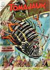 Cover for Tomajauk (Editorial Novaro, 1955 series) #115