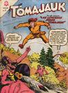 Cover for Tomajauk (Editorial Novaro, 1955 series) #129