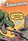 Cover for Tomajauk (Editorial Novaro, 1955 series) #135