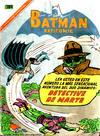 Cover for Baticomic (Editorial Novaro, 1968 series) #3