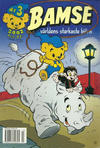 Cover for Bamse (Egmont, 1997 series) #3/2002