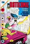 Cover for Baticomic (Editorial Novaro, 1968 series) #25