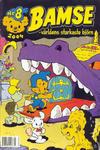 Cover for Bamse (Egmont, 1997 series) #8/2004