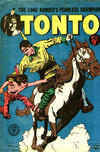 Cover for Tonto (Horwitz, 1955 series) #9