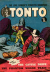 Cover for Tonto (Horwitz, 1955 series) #4