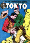 Cover for Tonto (Horwitz, 1955 series) #3