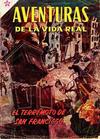 Cover for Aventuras de la Vida Real (Editorial Novaro, 1956 series) #69