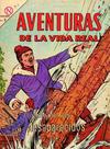 Cover for Aventuras de la Vida Real (Editorial Novaro, 1956 series) #101