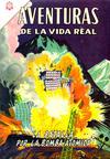 Cover for Aventuras de la Vida Real (Editorial Novaro, 1956 series) #105