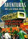 Cover for Aventuras de la Vida Real (Editorial Novaro, 1956 series) #106