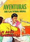 Cover for Aventuras de la Vida Real (Editorial Novaro, 1956 series) #109