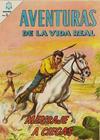 Cover for Aventuras de la Vida Real (Editorial Novaro, 1956 series) #113