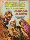 Cover for Aventuras de la Vida Real (Editorial Novaro, 1956 series) #124
