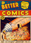 Cover for Better Comics (Maple Leaf Publishing, 1941 series) #v1#1