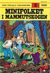 Cover for Walt Disney's månedshefte (Hjemmet / Egmont, 1967 series) #5/1968