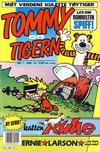 Cover for Tommy og Tigern (Bladkompaniet / Schibsted, 1989 series) #7/1990