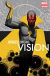 Cover for Avengers Origins: Vision (Marvel, 2012 series) #1