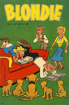 Cover for Blondie (Åhlén & Åkerlunds, 1956 series) #8/1956