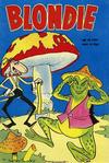Cover for Blondie (Åhlén & Åkerlunds, 1956 series) #19/1957
