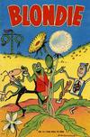 Cover for Blondie (Åhlén & Åkerlunds, 1956 series) #12/1958