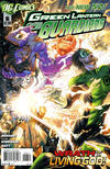 Cover for Green Lantern: New Guardians (DC, 2011 series) #6