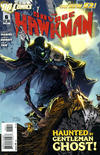 Cover for The Savage Hawkman (DC, 2011 series) #6