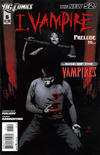 Cover for I, Vampire (DC, 2011 series) #6