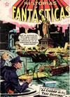 Cover for Historias Fantásticas (Editorial Novaro, 1958 series) #10