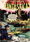 Cover for Historias Fantásticas (Editorial Novaro, 1958 series) #10