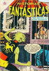 Cover for Historias Fantásticas (Editorial Novaro, 1958 series) #15