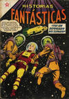 Cover for Historias Fantásticas (Editorial Novaro, 1958 series) #28