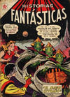 Cover for Historias Fantásticas (Editorial Novaro, 1958 series) #43