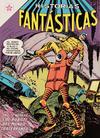 Cover for Historias Fantásticas (Editorial Novaro, 1958 series) #52