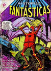 Cover for Historias Fantásticas (Editorial Novaro, 1958 series) #52