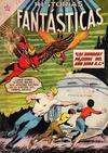 Cover for Historias Fantásticas (Editorial Novaro, 1958 series) #62