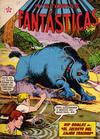 Cover for Historias Fantásticas (Editorial Novaro, 1958 series) #68