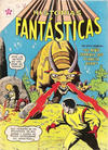 Cover for Historias Fantásticas (Editorial Novaro, 1958 series) #69