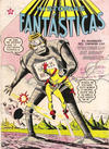 Cover for Historias Fantásticas (Editorial Novaro, 1958 series) #72