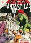 Cover for Historias Fantásticas (Editorial Novaro, 1958 series) #76