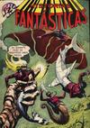 Cover for Historias Fantásticas (Editorial Novaro, 1958 series) #81