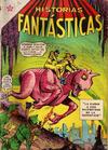 Cover for Historias Fantásticas (Editorial Novaro, 1958 series) #50
