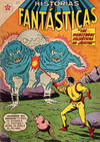 Cover for Historias Fantásticas (Editorial Novaro, 1958 series) #55