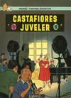 Cover for Tintins äventyr (Carlsen/if [SE], 1972 series) #14 - Castafiores juveler