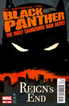 Cover for Black Panther: The Most Dangerous Man Alive (Marvel, 2011 series) #529