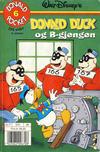 Cover for Donald Pocket (Hjemmet / Egmont, 1968 series) #6 - Donald Duck og B-gjengen [6. opplag]
