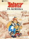 Cover Thumbnail for Asterix (1969 series) #20 - Asterix på Korsika [2. opplag]
